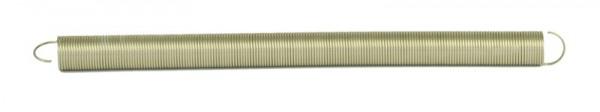 Schraubenfeder 20 N/m, D= ca. 12 mm