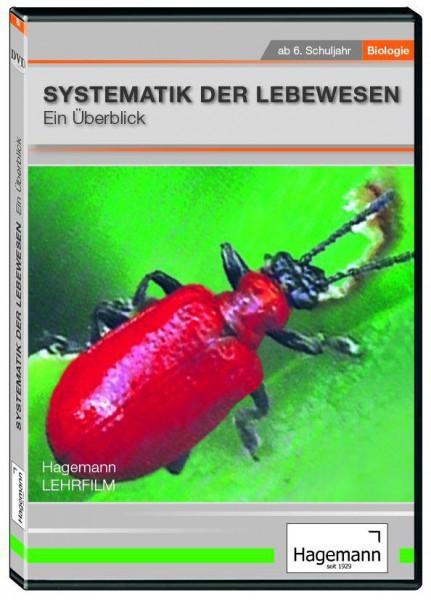 DVD - Systematik der Lebewesen