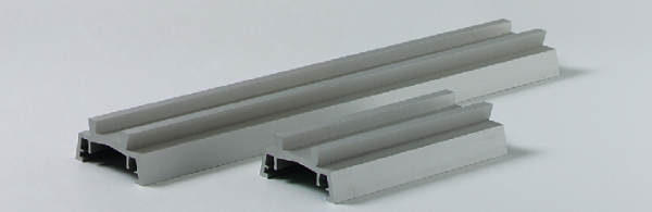 Profilschiene, Aluminium, 500 mm