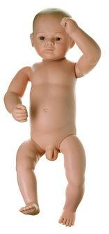 Säuglingspflegepuppe