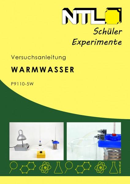 Versuchsanleitung Warmwasser