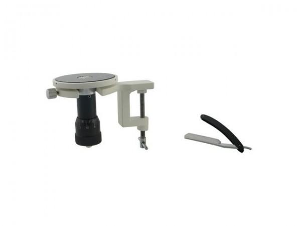 Hand-Zylinder-Mikrotom