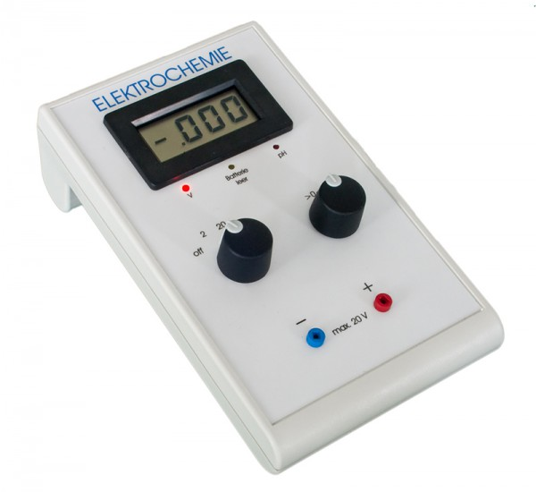 Messgerät zur Elektrochemie