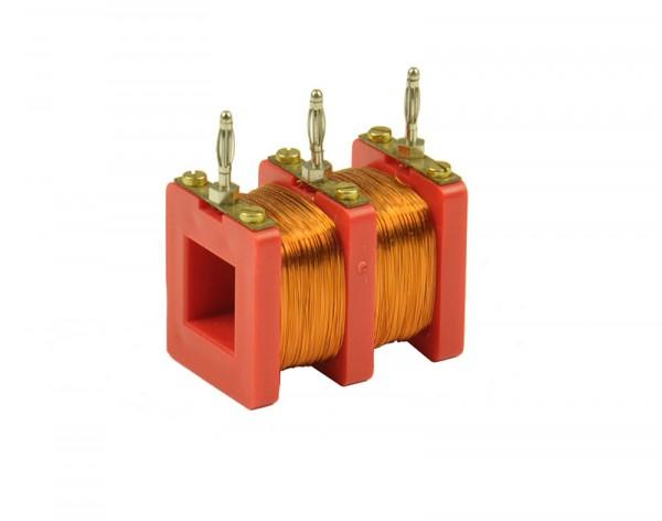Spule 2 x 800 Windungen, SE, rot