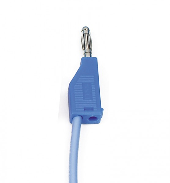 Verbindungsleitung 50 cm, blau