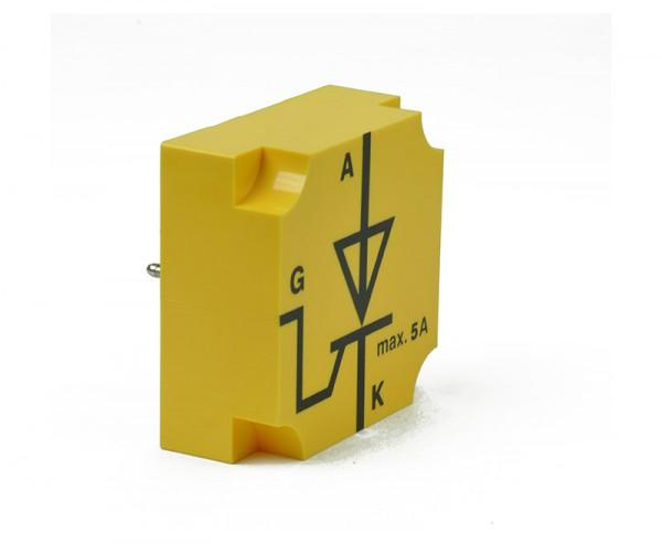 STBD Thyristor, 5 A kathodengesteuert
