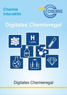 Chemie Interaktiv - Digitales Chemieregal: Gesamtausgabe