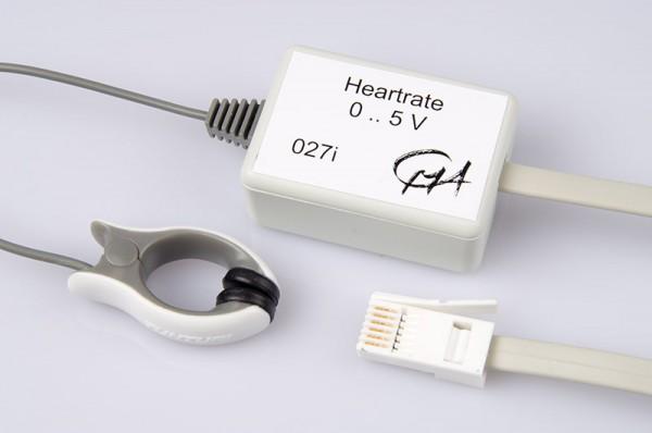 Sensor Durchblutung, mit Ohr-Clip, 0 .. 100 %