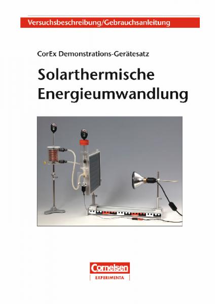 """Versuchsanleitung """"Solarthermische Energieumwandlung"""""""