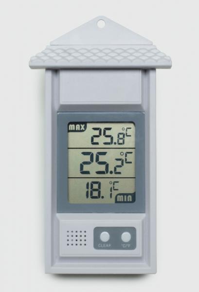 Minimum-Maximum-Thermometer, digital