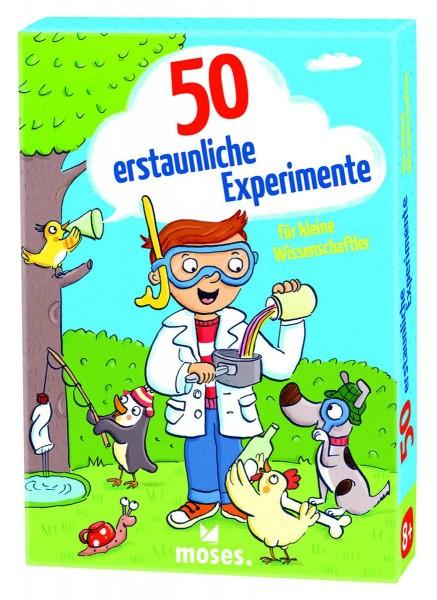 50 erstaunliche Experimente