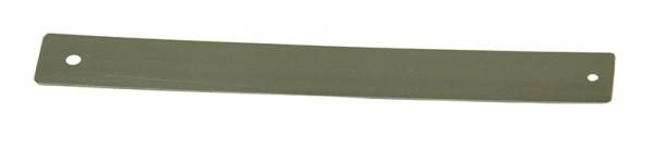 Blattfeder Stahl, 0,4 mm, L = 165 mm