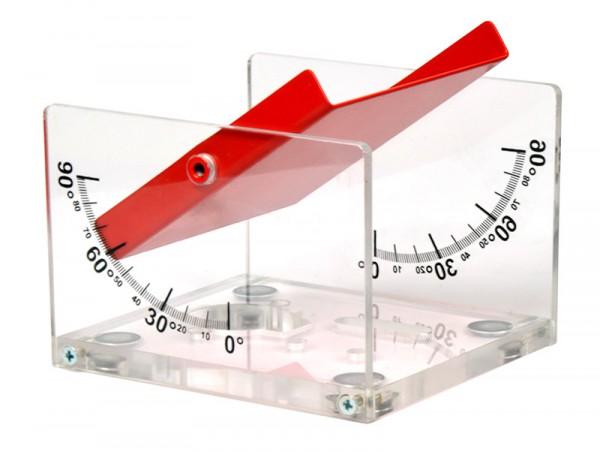 Klinometer für Solarzelle doppelt SE