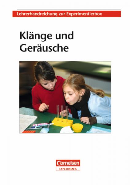 """Lehrerhandreichung """"Klänge und Geräusche"""""""