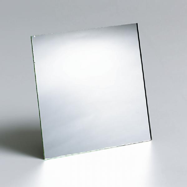 Spiegel, Glas, plan, 90/90 mm