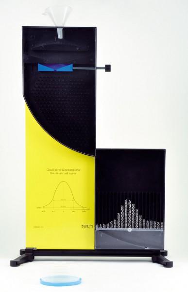 Apparatur zur Gauss-Verteilung