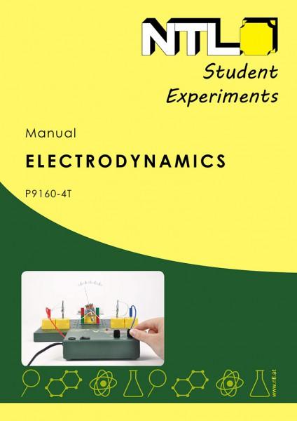 VA Elektrodynamik, Englisch