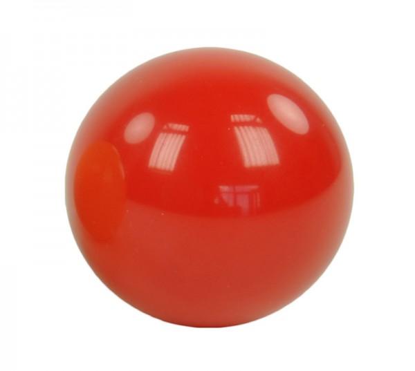 Kugel Kunststoff rot, D=60 mm