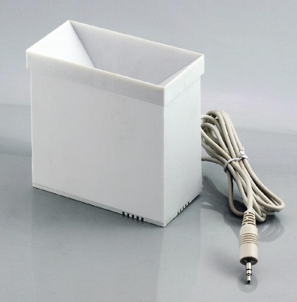 Regenmesser-Sensor mit Universal-Zähler-Adapter
