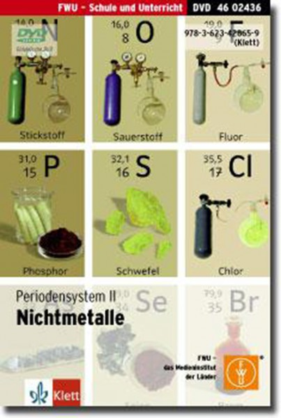 DVD - Periodensystem II - Nichtmetalle