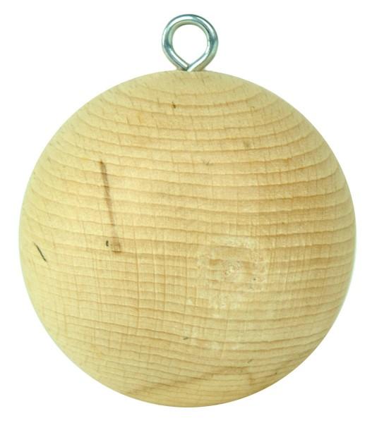 Pendelkugel aus Holz