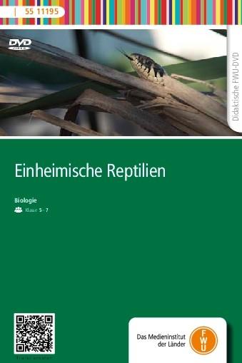Einheimische Reptilien DVD
