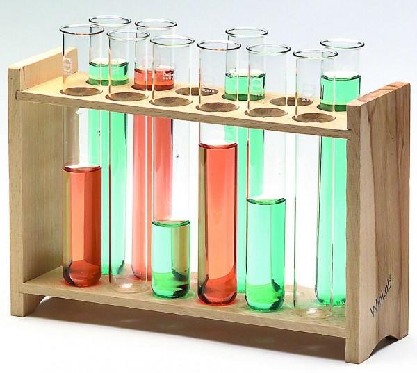 Reagenzglasgestell