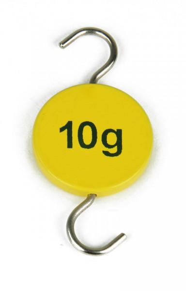 Hakengewicht 10 g, Profi