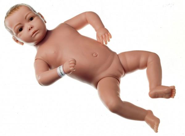 Säuglingspflegebaby, weiblich