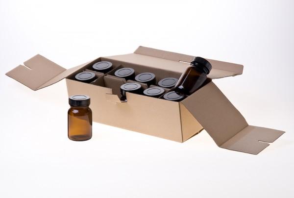 Ersatzverschlüsse für Weit - und Enghalsflaschen DIN