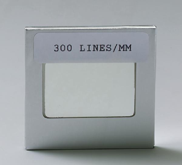 Strichgitter, 300 Linien