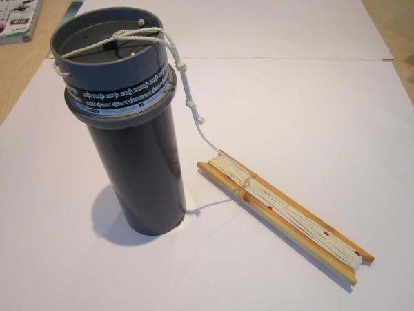 Wasserprobenahmegerät für Sauerstoffbestimmung