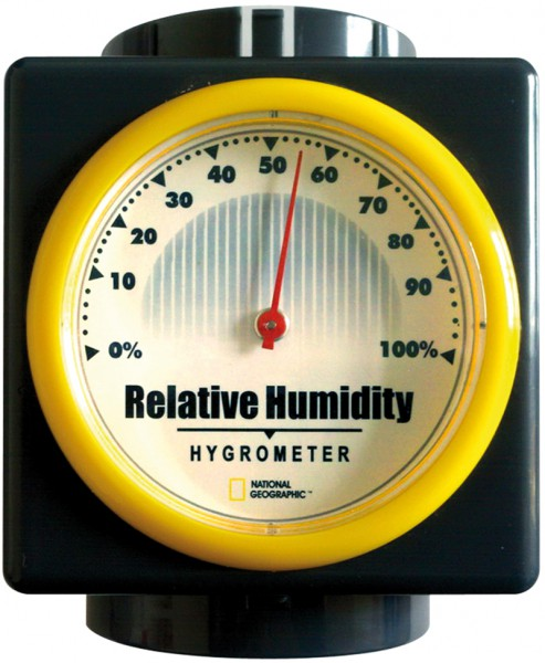 Hygrometer für Wetterstation
