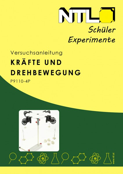 """Versuchsanleitung """"Kräfte und Drehbewegung"""""""