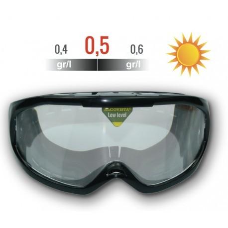 Alkohol-Rauschbrille (Tagsicht) - niedrige Konzentration