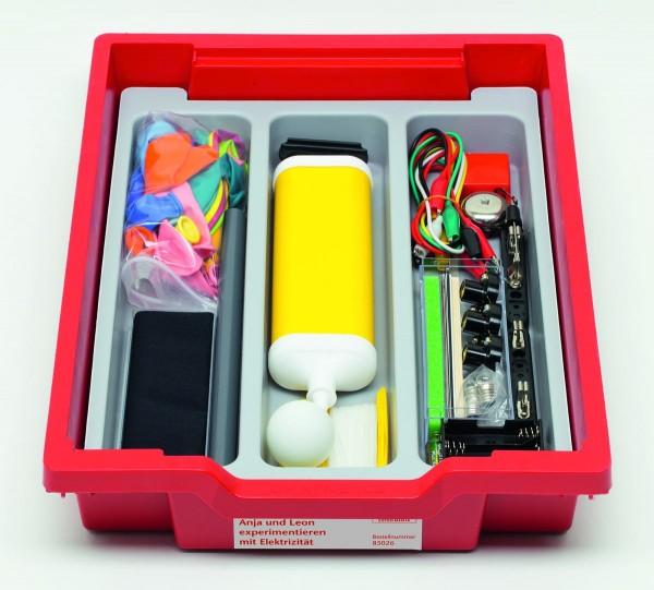 Experimentierbox Elektrizität