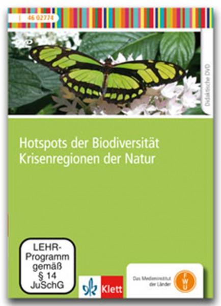 DVD - Hotspots der Biodiversität - Krisenregionen der Natur