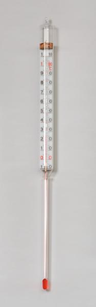 Stockthermometer, –10/+110 °C