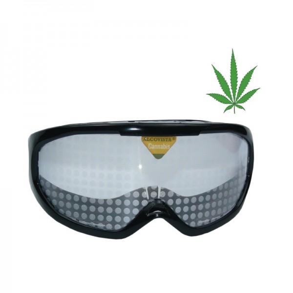 """Cannabis-Brille """"starke Effekte"""""""