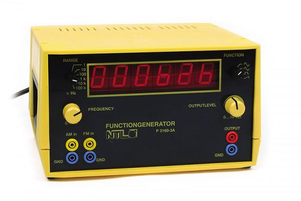 """Funktionsgenerator mit Digitalanzeige """"demo"""""""