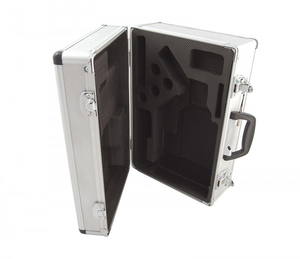 Zubehör zu HPM 100 + HPM 100-LED: Aluminiumschrank