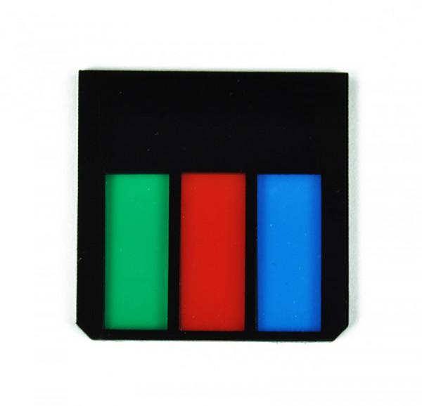 Dreifarbenfilter, additiv