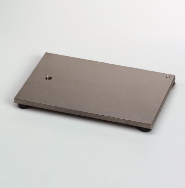 Stativplattenfuß, 180/100 mm