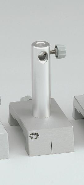Reiter, H=75 mm, mit 1 Querbohrung