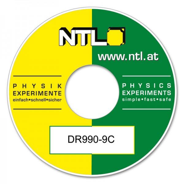 """Versuchsanleitung """"Radioaktivität"""", CD-ROM"""