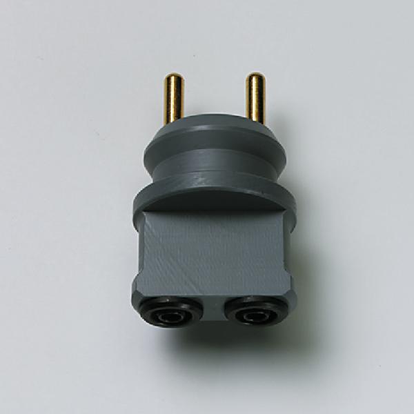 Sicherheits-Steckdosenadapter