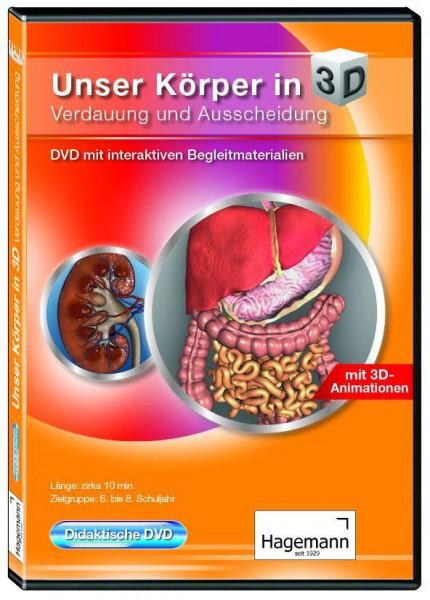 Didaktische DVD - Verdauung und Ausscheidung