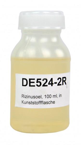 Rizinusöl, 100 ml, in Kunststoffflasche