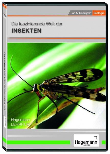 DVD - Die faszinierende Welt der Insekten