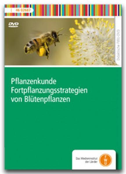 DVD - Pflanzenkunde - Fortpflanzungsstrategien von Blütenpflanzen